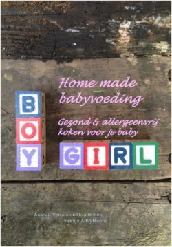 Eboek Home made babyvoeding