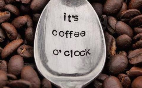 Koffie en mijn buik